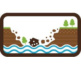 Floods and landslides